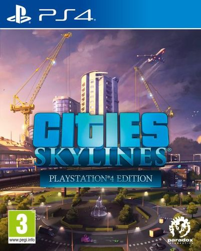 Cities: Skylines [PS4] (E/d)