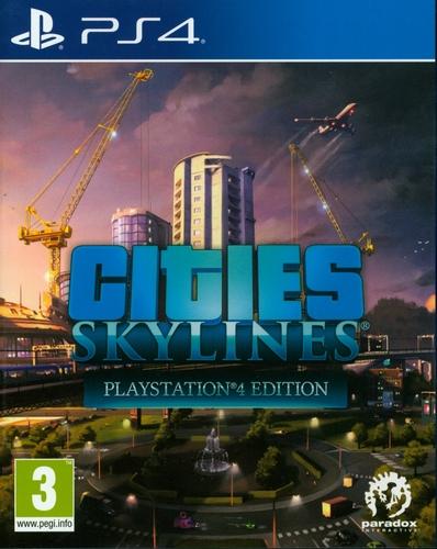 Cities: Skylines [PS4] (E/i)