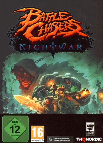 Battle Chasers: Nightwar [DVD]
