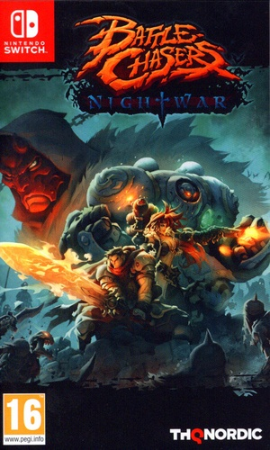 Battle Chasers: Nightwar [NSW]
