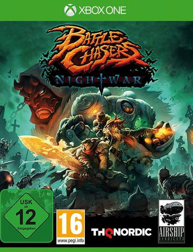 Battle Chasers: Nightwar [XONE]