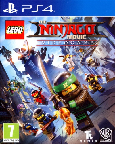 The LEGO Ninjago Movie Videogame [PS4]
