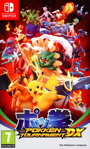 Pokkén Tournament DX [NSW]