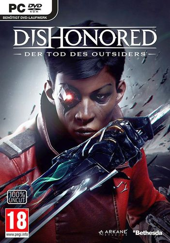 Dishonored - Der Tod des Outsiders [DVD]