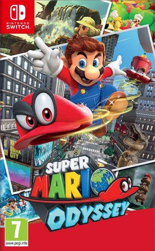 Super Mario Odyssey [NSW]