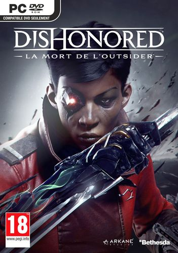 Dishonored - La Mort de l'Outsider [DVD]