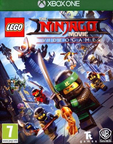 The LEGO Ninjago Movie Videogame [XONE]