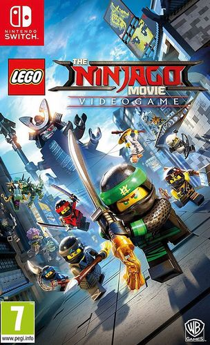 The LEGO Ninjago Movie Videogame [NSW]