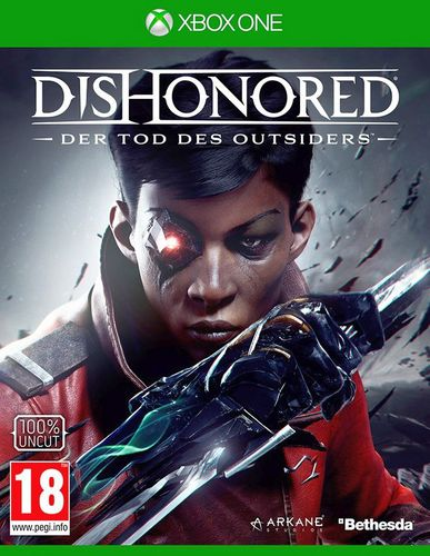 Dishonored - Der Tod des Outsiders [XONE]