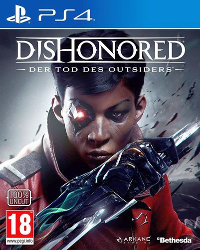 Dishonored - Der Tod des Outsiders [PS4]