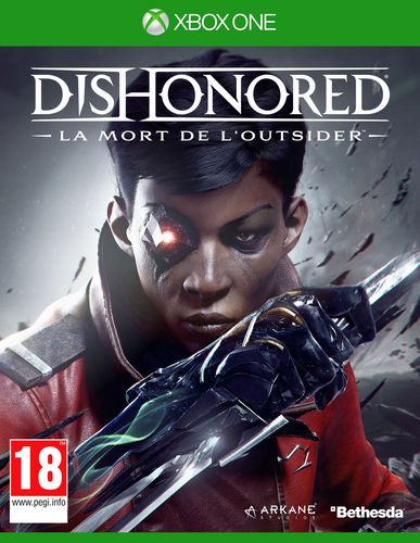 Dishonored - La Mort de l'Outsider [XONE]