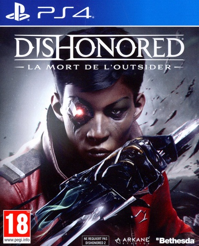 Dishonored - La Mort de l'Outsider [PS4]