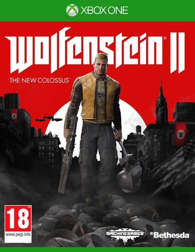 Wolfenstein II: The New Colossus [XONE]