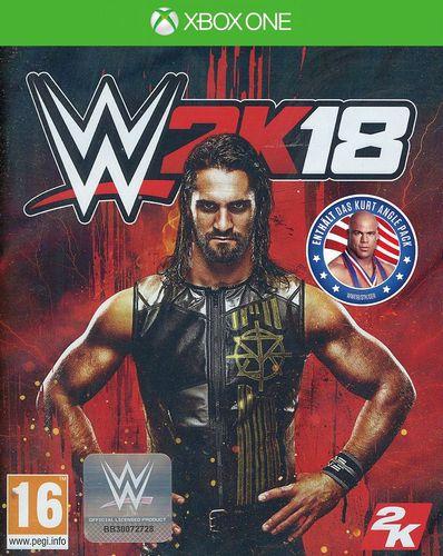 WWE 2K18 [XONE]