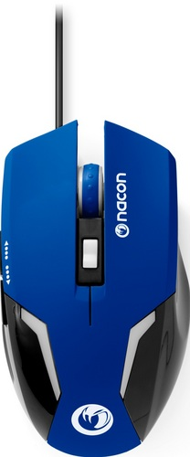 GM-105 Optical Gaming Mouse 2400 DPI - blue
