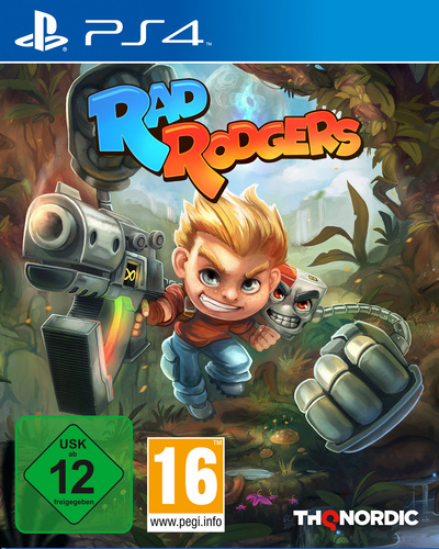 Rad Rodgers World One [PS4]