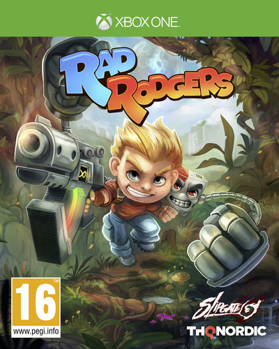 Rad Rodgers World One [XONE]