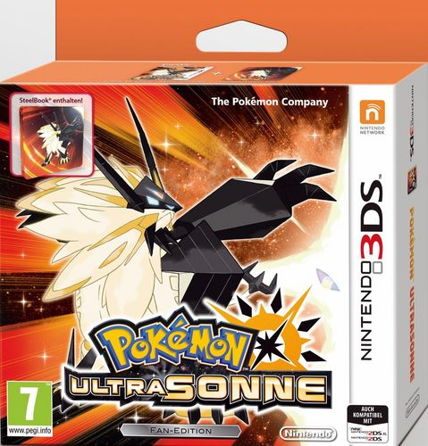 Pokémon Ultrasonne - Fan Edition