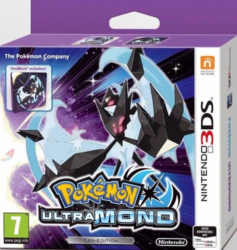 Pokémon Ultramond - Fan Edition