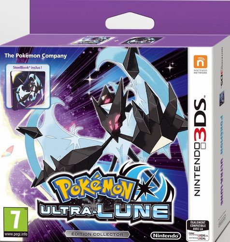 Pokémon Ultra-Lune - Édition Collector