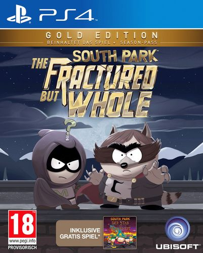 South Park - The Fractured But Whole - Gold Edition [PS4]