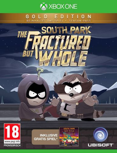 South Park - The Fractured But Whole - Gold Edition [XONE]