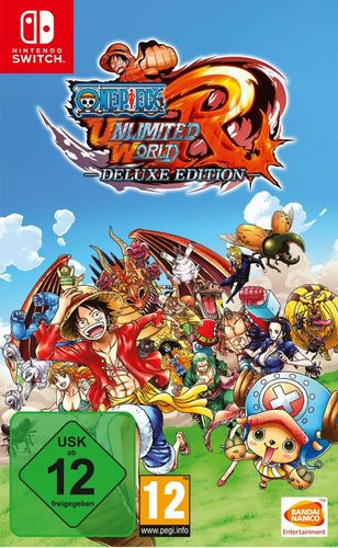 One Piece: Unlimited World Red - Deluxe Editon [NSW]