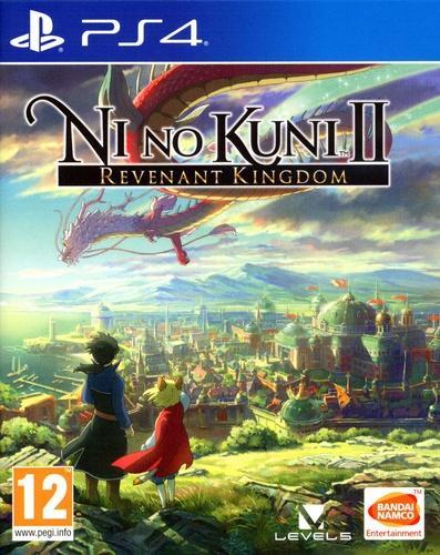 Ni No Kuni 2: Revenant Kingdom [PS4]