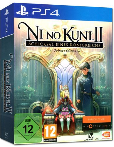 Ni No Kuni 2: Revenant Kingdom - Princes Editon [PS4]