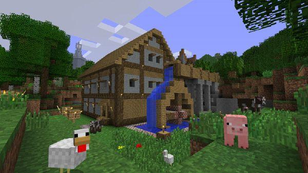 XBOX ONE S Console TB Minecraft Limited Edition Bundle XONE - Minecraft alleine spielen
