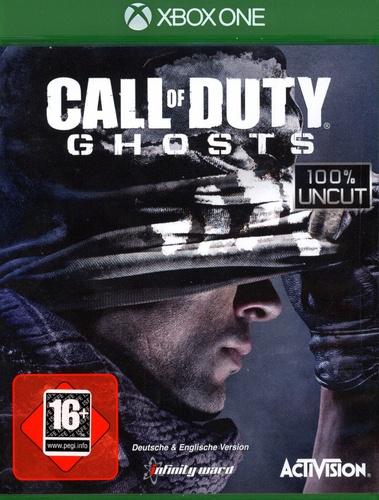 Call of Duty: Ghosts [XONE]