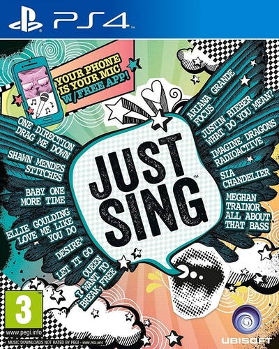 Just Sing [PS4]