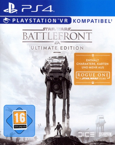 Star Wars Battlefront Ultimate Edition [PS4]