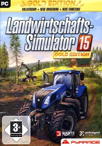 Pyramide: Landwirtschafts-Simulator 15 Gold