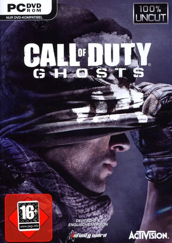 Pyramide: Call of Duty - Ghosts