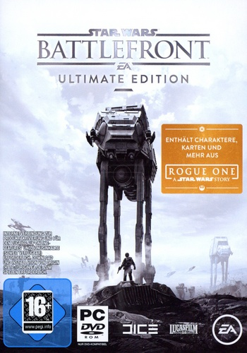 Pyramide: Star Wars Battlefront Ultimate Edition