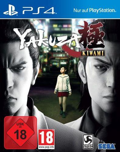 Yakuza Kiwami [PS4] (E/d)