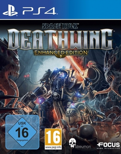 Deathwing: Space Hulk Enhanced Edition [PS4] (E/d)