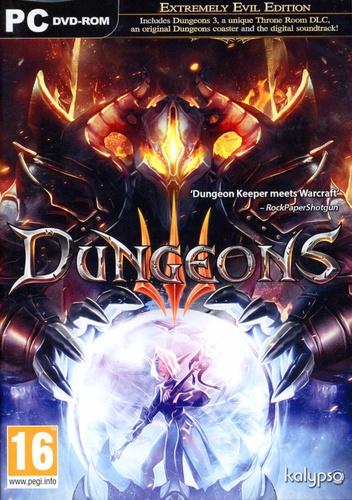 Dungeons 3 [DVD]