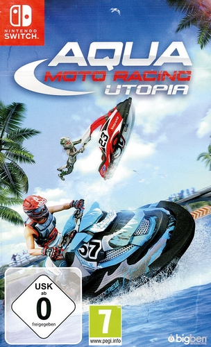 Aqua Moto Racing Utopia [NSW]