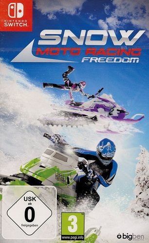 Snow Moto Racing Freedom [NSW]