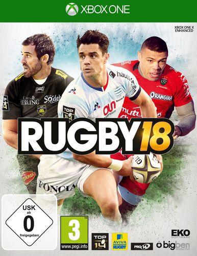 Rugby 18 [XONE]