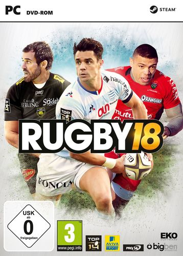 Rugby 18 [DVD]