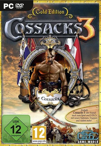 Cossacks 3 - Gold Edition [DVD]