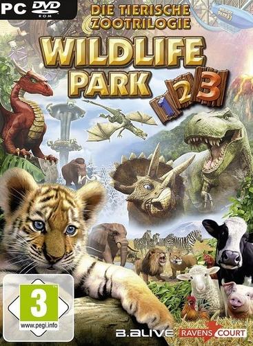 Wildlife Park - Die tierische Zootrilogie [DVD]