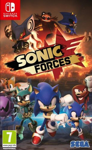 Sonic Forces - Bonus Edition [NSW]