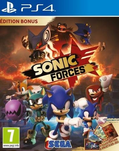 Sonic Forces - Bonus Edition [PS4]