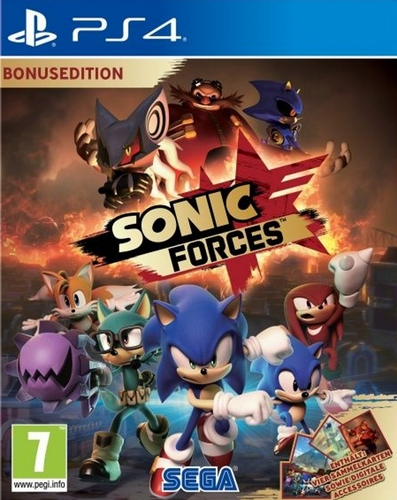Sonic Forces - Bonus Edition [PS4]