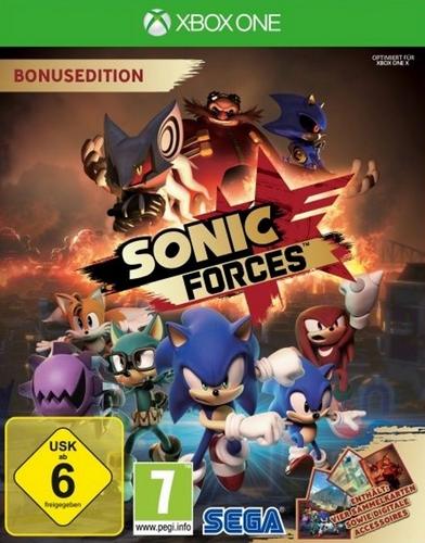 Sonic Forces - Bonus Edition [XONE]