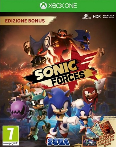 Sonic Forces - Bonus Edition [XONE]